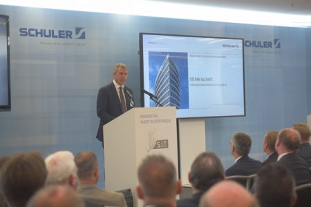 Schuler opens new HQ Innovation Tower