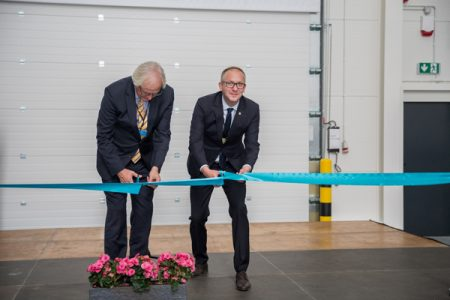 VMI opens manufacturing facility in Poland