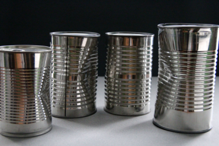 Steel cans reduce climate change impact