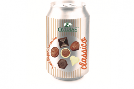 Ball creates can for the chocolate market